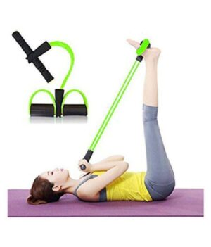 dr.shakya Rubber Pull String Weight Reduce Tummy Trimmer