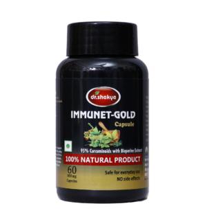 dr.shakya Immunet Gold Capsule
