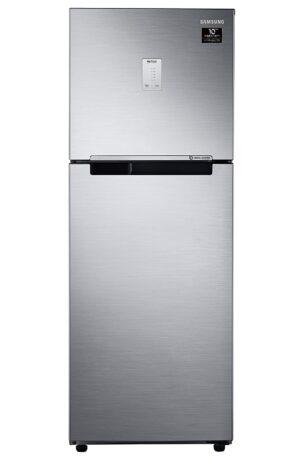 Samsung 253 L 3 Star with Inverter Double Door Refrigerator (RT28A3453S8/HL, Elegant Inox)