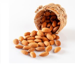 dr.shakya 100% Natural Premium Californian Almonds, 200g