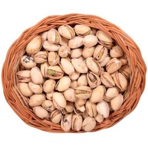 dr.shakya Californian Roasted and Salted Pistachios, 200g
