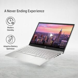 HP Pavilion (2021) Thin & Light 11th Gen Core i5 Laptop, 16 GB RAM, 512GB SSD, Iris Xe Graphics, 14-inch