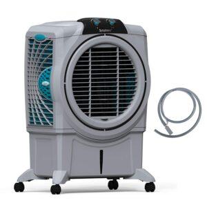 Symphony Sumo 75 XL Tower Air Cooler – 75-litres, Grey