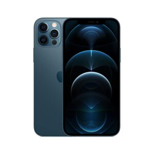 New Apple iPhone 12 Pro (128GB) – Pacific Blue