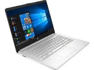 HP 14 (2021) 11th Gen Intel Core i3 Laptop with Alexa Built-in, 8GB RAM, 256GB SSD, 14-Inch (35.6 cm) FHD Screen