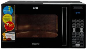 SIFB 30 L Convection Microwave Oven (30BRC2, Black, With Starter Kit)