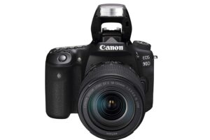 Canon EOS 90D Digital SLR Camera with 18-135 is USM Lens