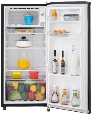 Whirlpool 190 L 3 Star Direct-Cool Single Door Refrigerator (WDE 205 CLS 3S, Blue)